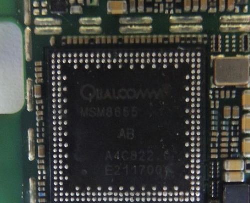 <b>Qualcomm IC8655</b>